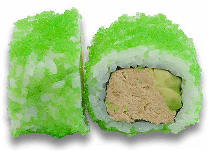 Foto Tuna Avocado Maki (4 ST)