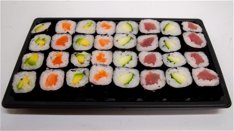Foto Mini maki set (32 ST)