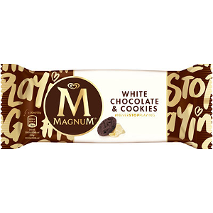 Foto Magnum White Chocolate